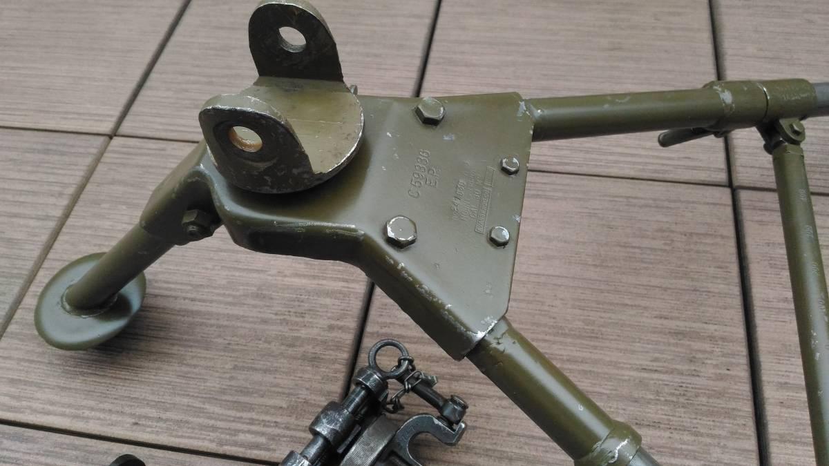 WW2 米軍 ブローニング 30口径機関銃 ピントル 初期ショートタイプ 実物_画像8
