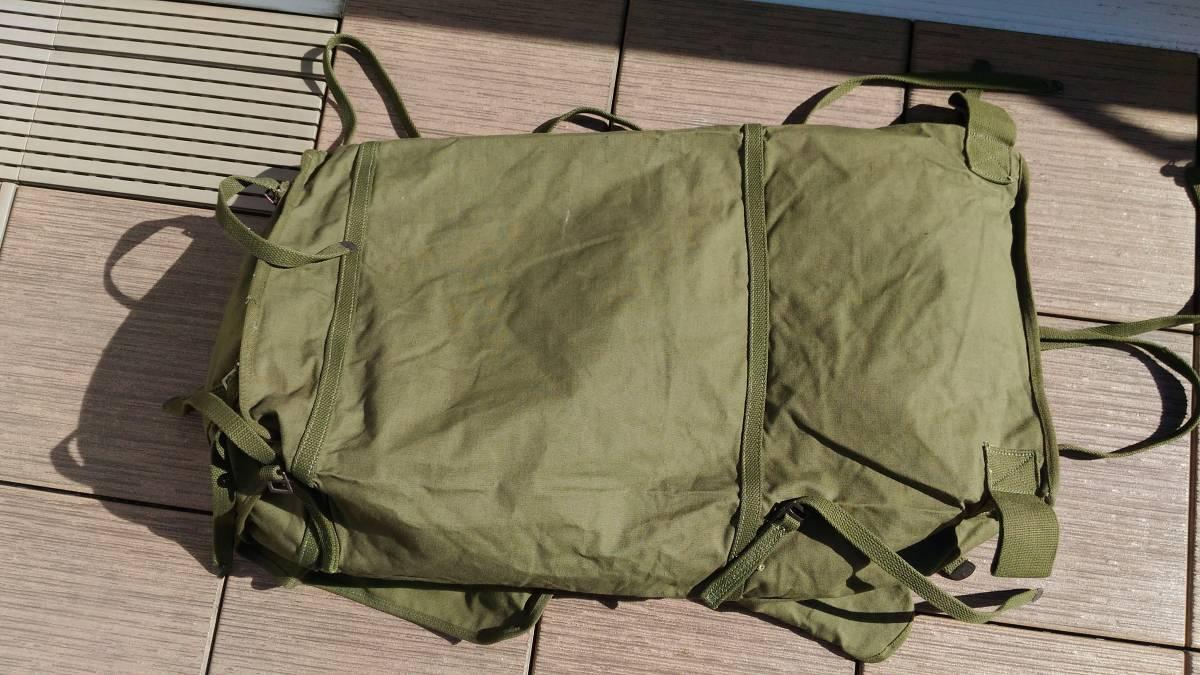 WW2 米軍 メディカルバックパック 衛生兵背嚢 _画像2
