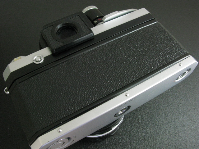 ニコンF 50mm付き 速写ケース入り ジャンク_画像4