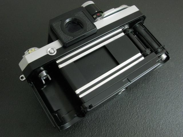 ニコンF 50mm付き 速写ケース入り ジャンク_画像5