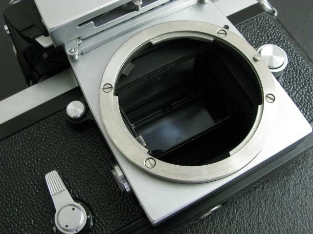 ニコンF 50mm付き 速写ケース入り ジャンク_画像6