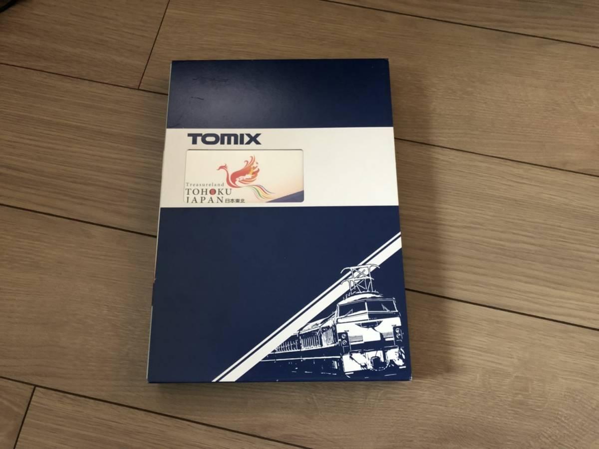 TOMIX98967 JR E3 2000系 山形新幹線つばさ(Treasureland TOHOKU-JAPAN) 7両セット 限定品