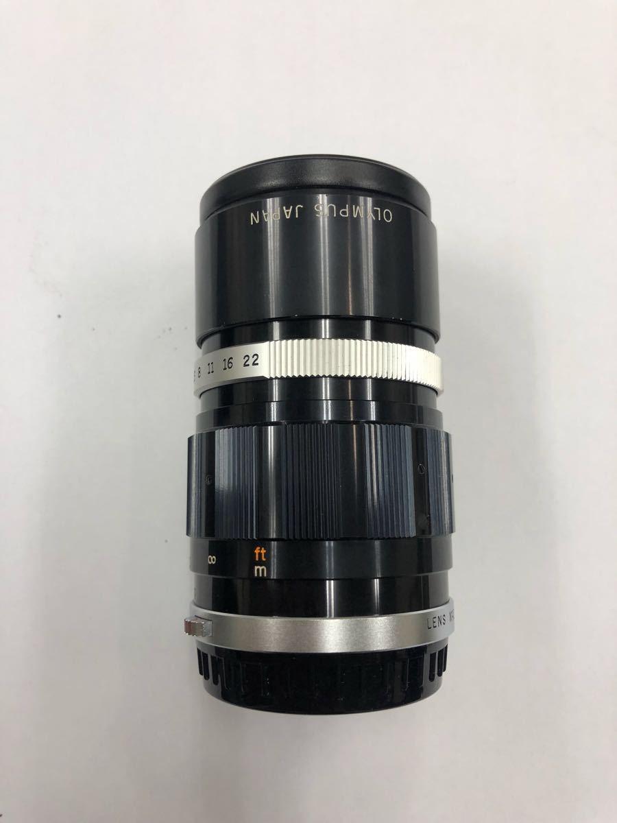 カメラ OLYMPUS オリンパス PEN F レンズ AUTO-S 1:1.8 f=38mm 他レンズ1点 No.220283_画像5