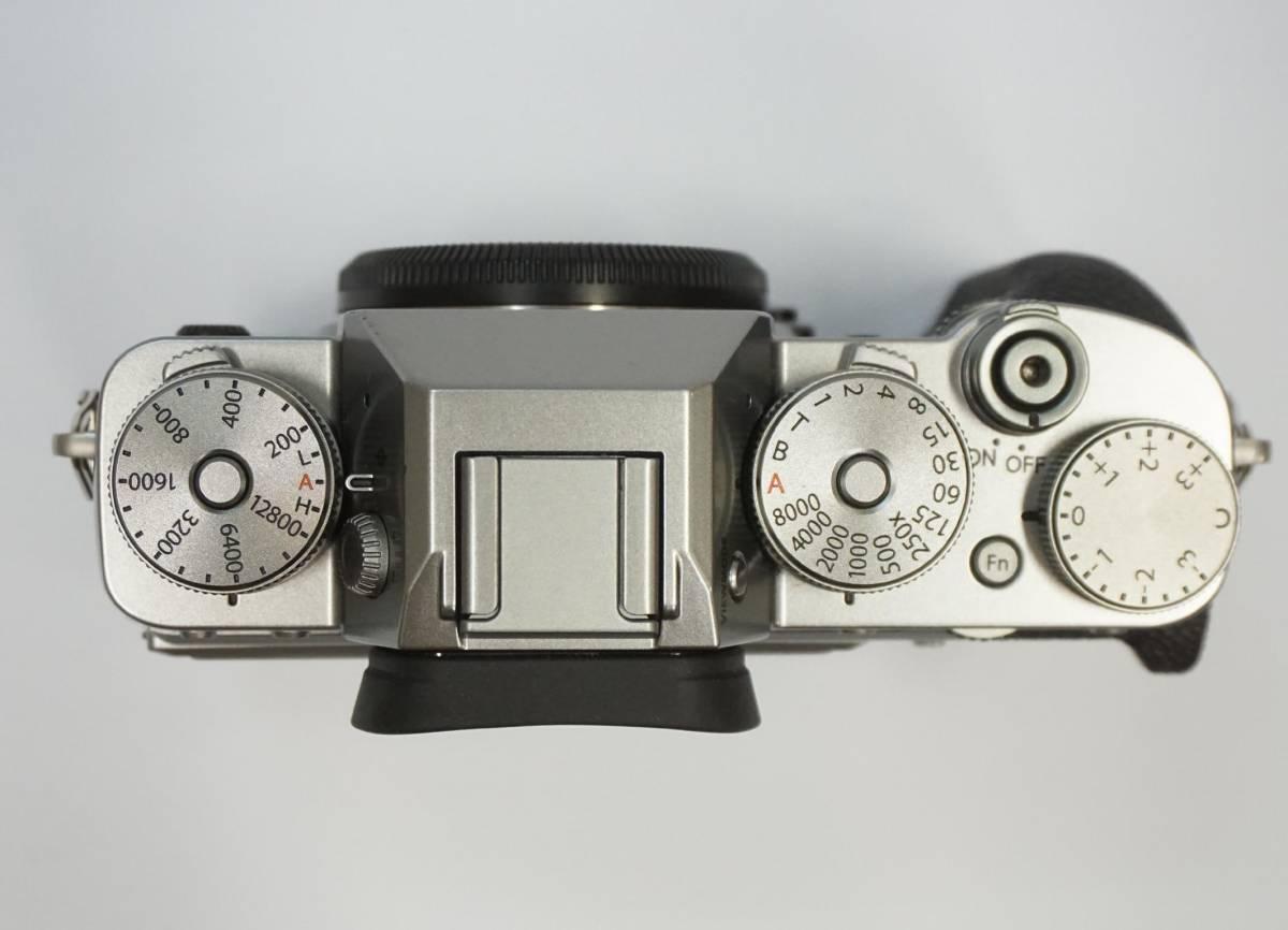 FUJIFILM X-T2 Graphite Silver Edition 中古美品_画像3