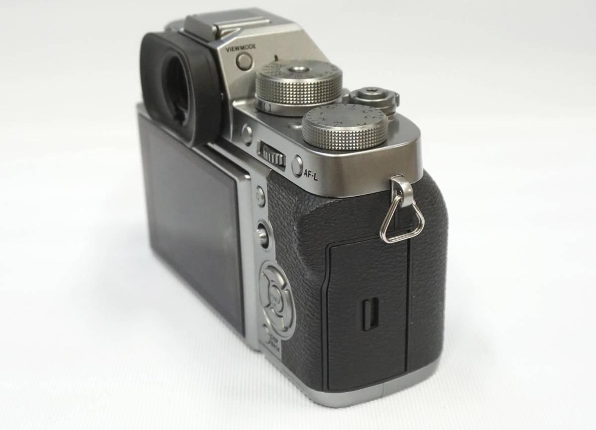 FUJIFILM X-T2 Graphite Silver Edition 中古美品_画像4