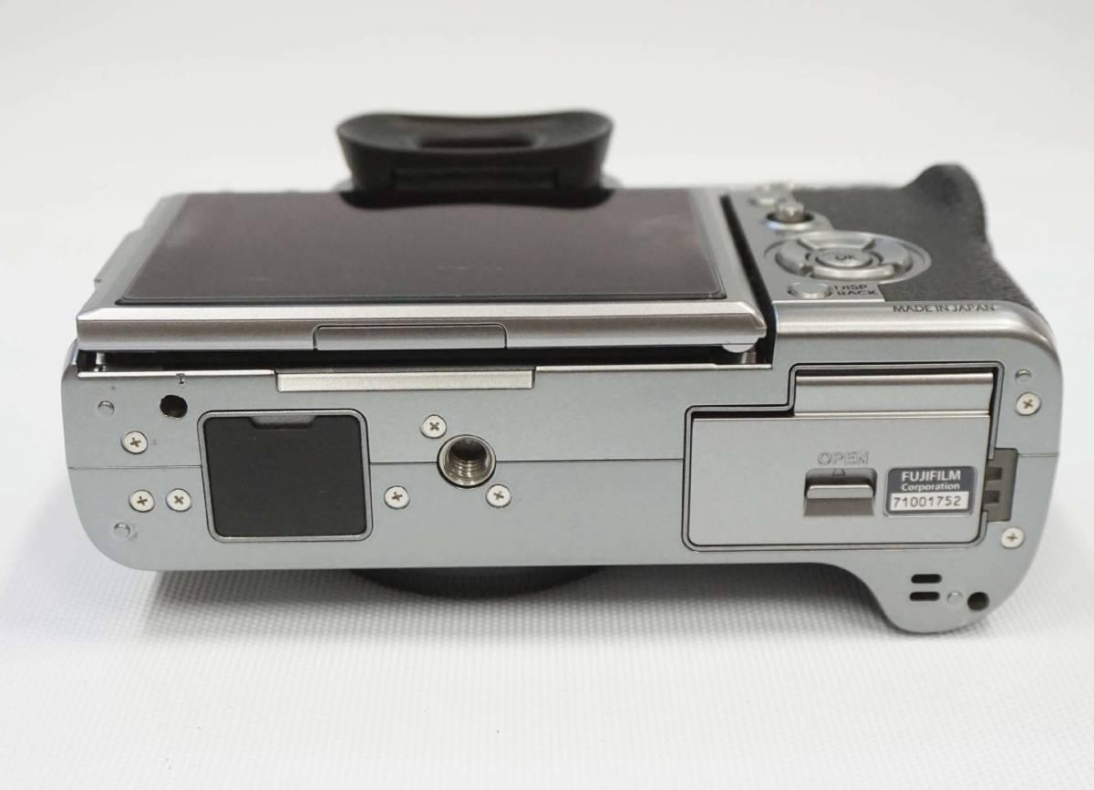 FUJIFILM X-T2 Graphite Silver Edition 中古美品_画像6