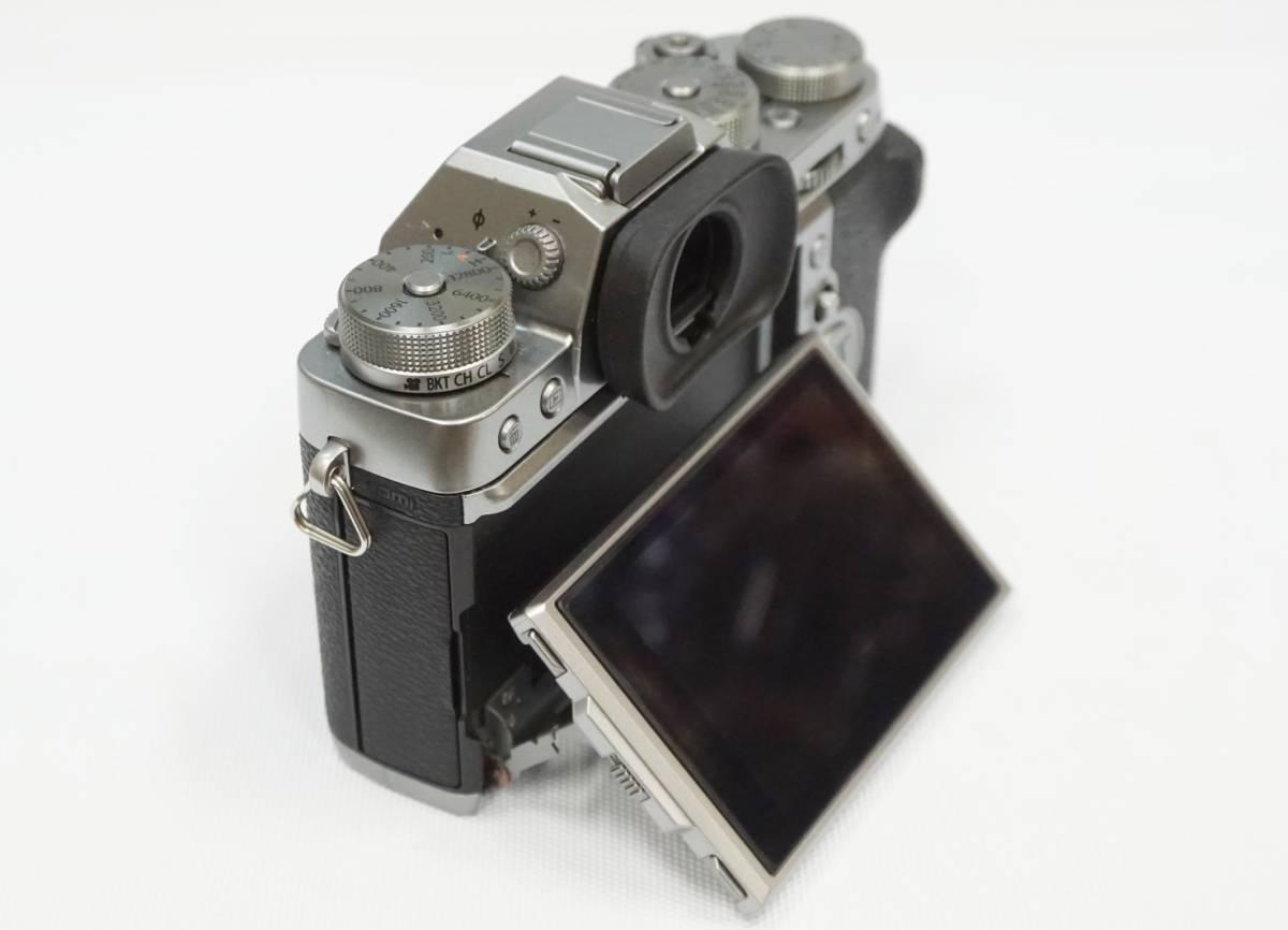FUJIFILM X-T2 Graphite Silver Edition 中古美品_画像7