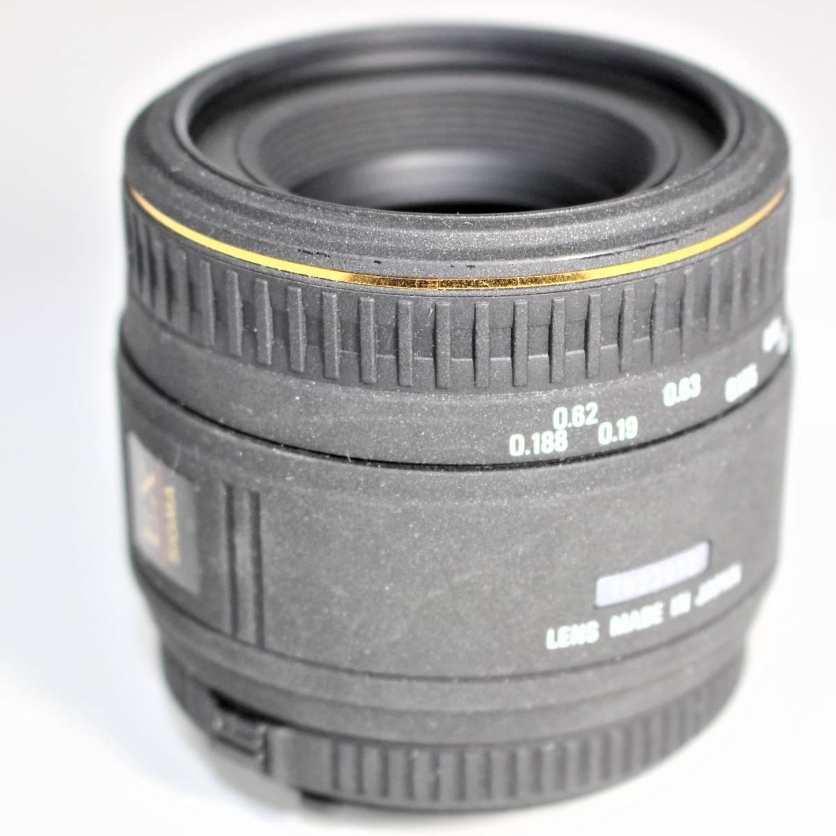 シグマ AF 50mm F2.8 D EX MACRO ニコン用_画像4