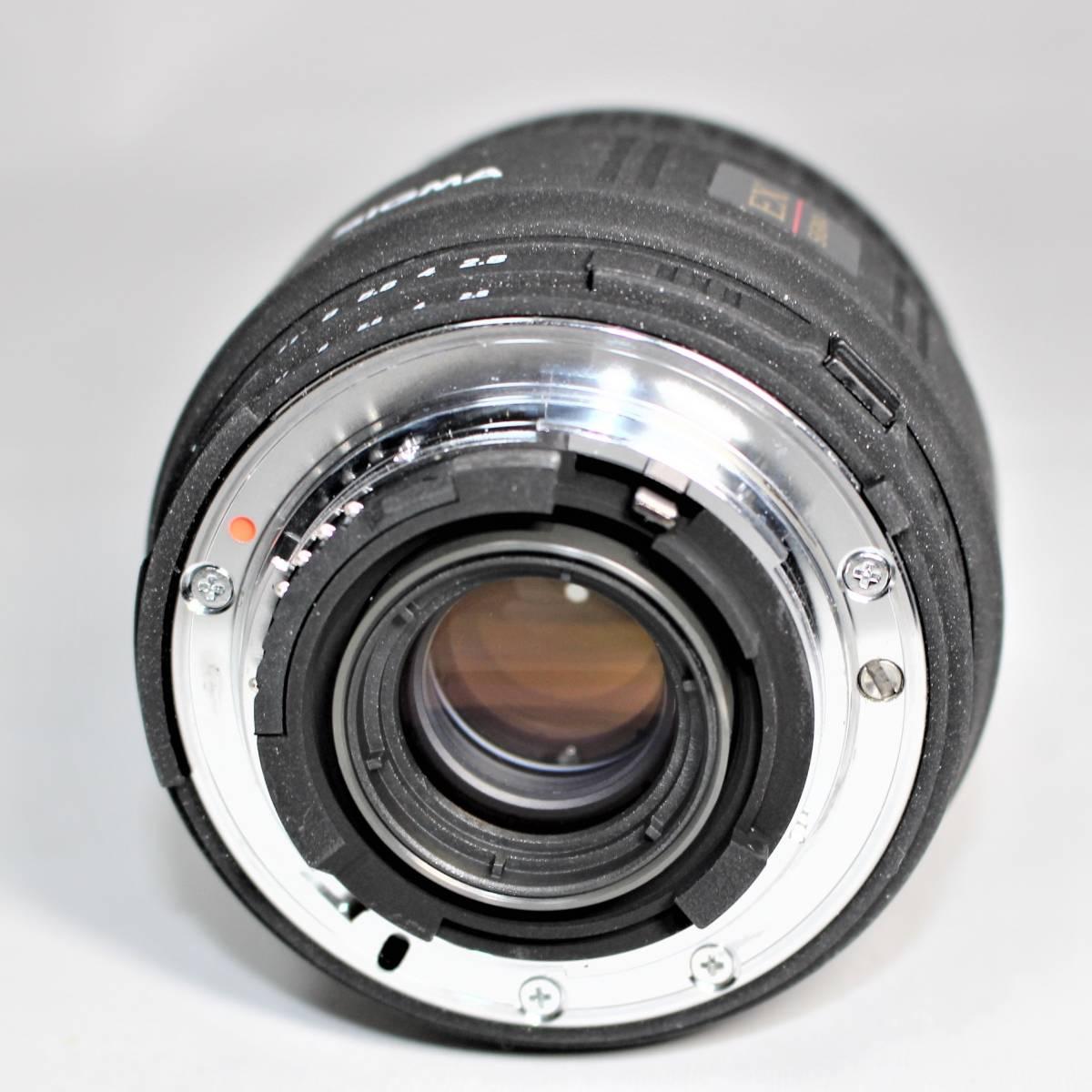 シグマ AF 50mm F2.8 D EX MACRO ニコン用_画像5
