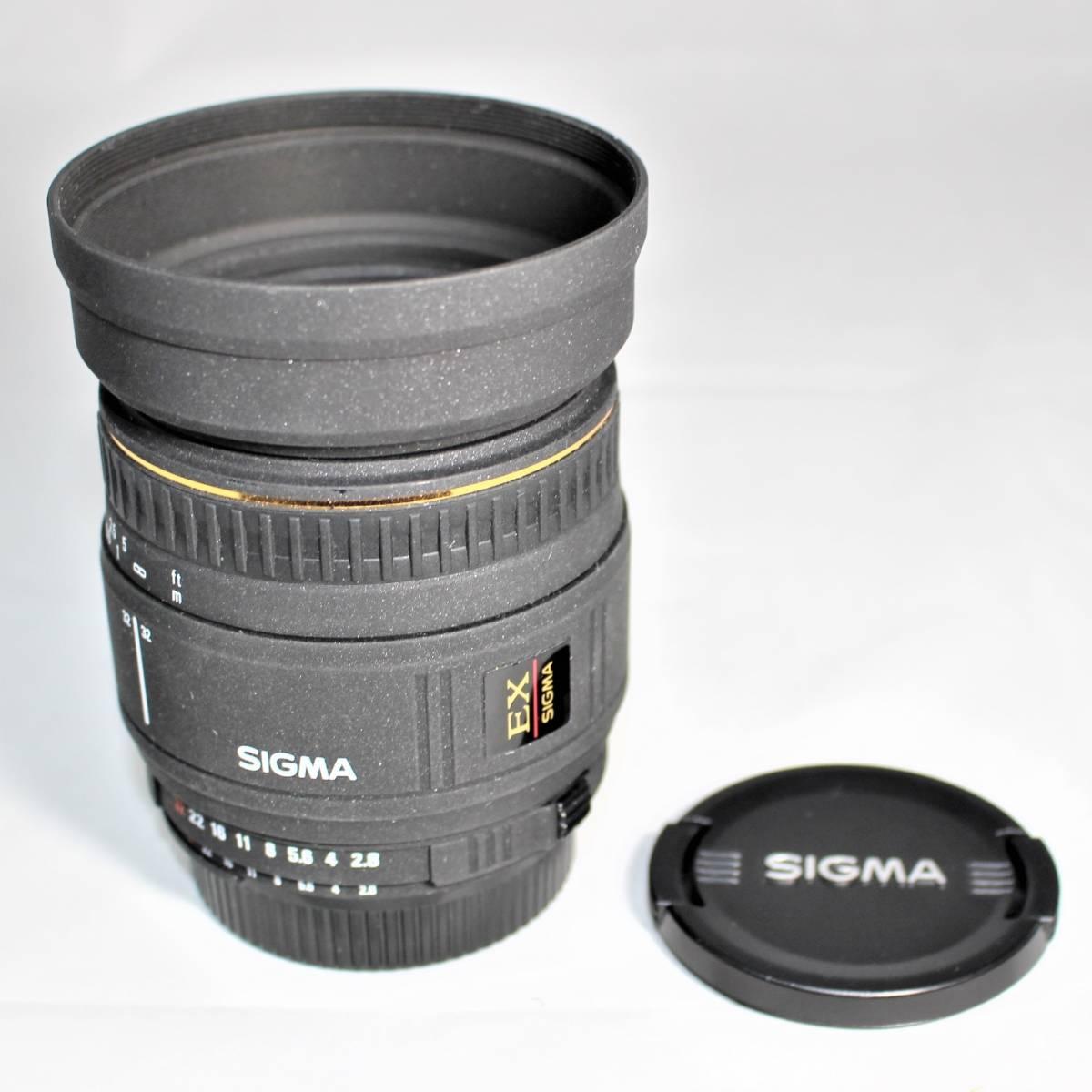 シグマ AF 50mm F2.8 D EX MACRO ニコン用_画像8