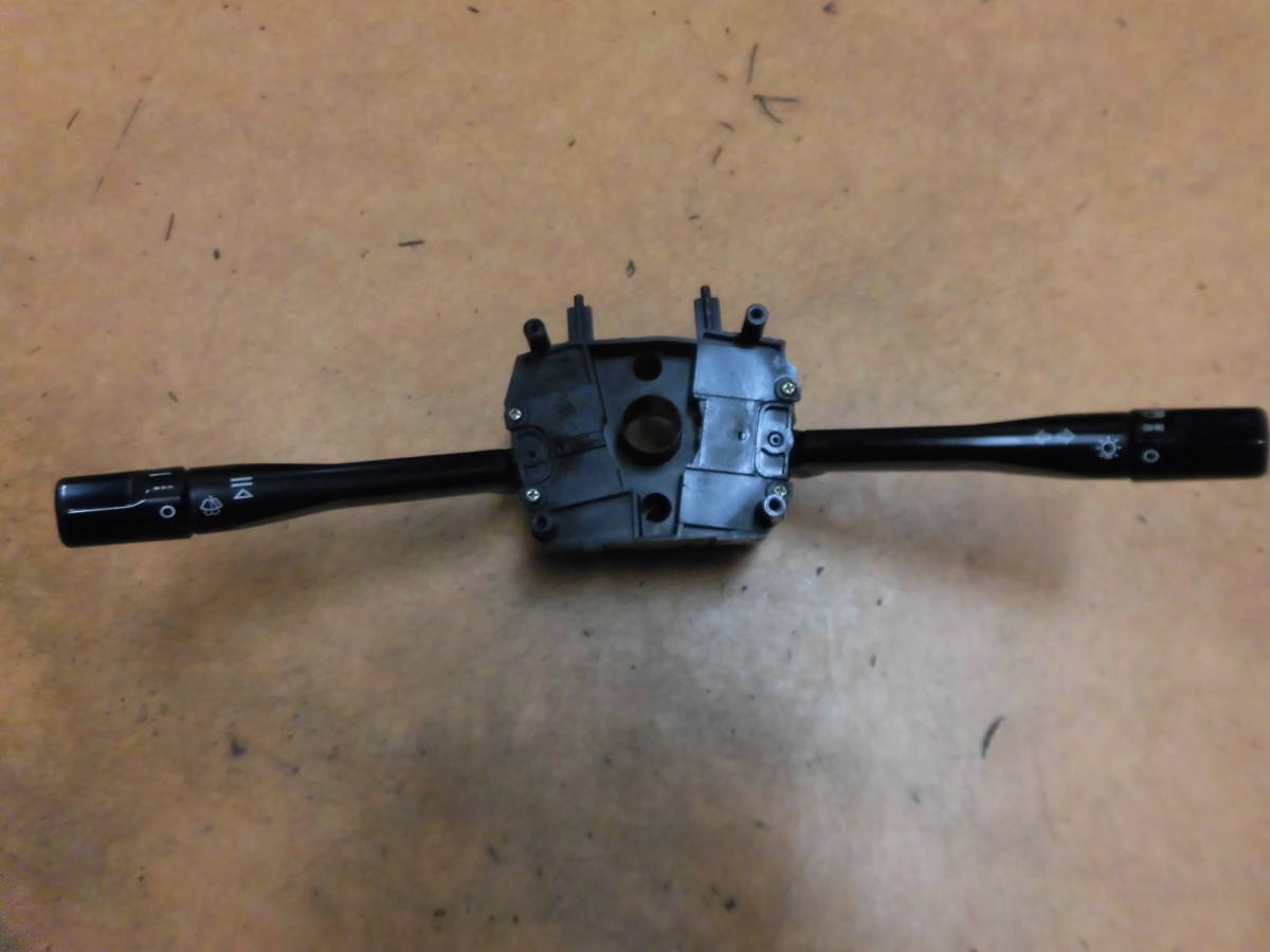 ローバーミニ XN12A 《ライト ワイパー スイッチ》_画像7
