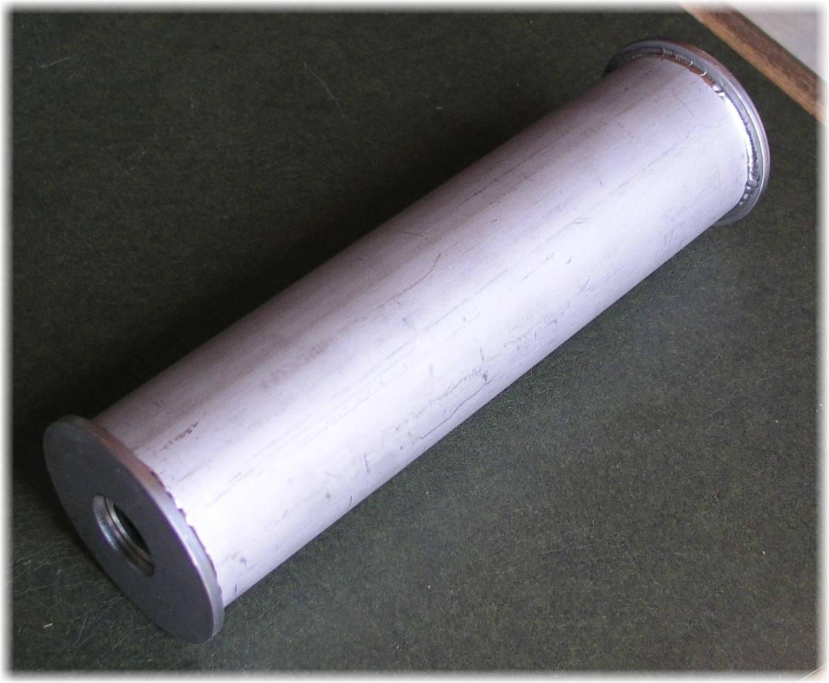 「広幅のステンレスローラー ローラー径60.5Φ ローラー厚3mm アンカーデビット ドラム巻取ウインチ用 」の画像1