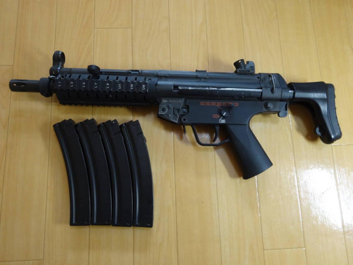 BOLT MP5J Laile hand guard &FET custom