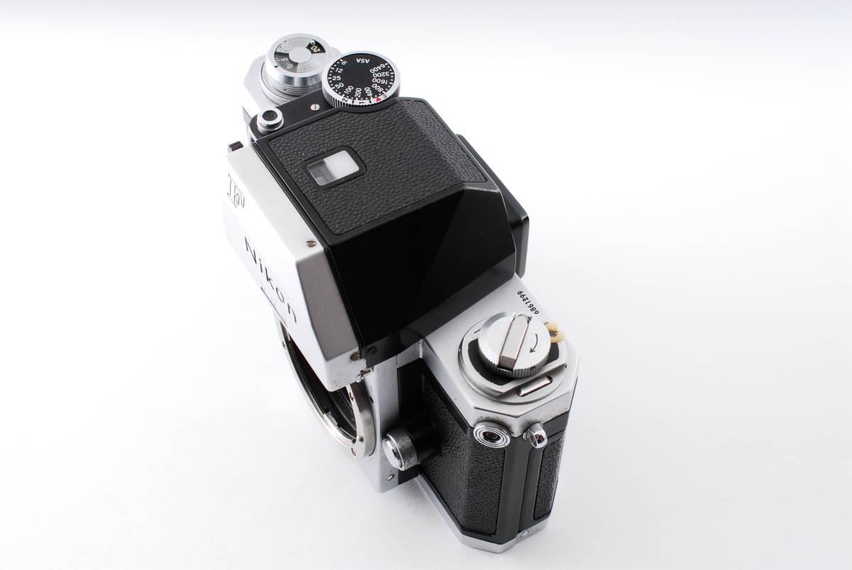 ★極上★NIKON F ニコンF フォトミック Micro NIKKOR Auto 55mm F3.5 元箱、付属品充実★370_画像4
