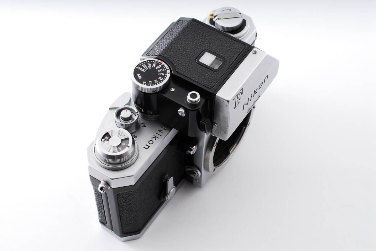 ★極上★NIKON F ニコンF フォトミック Micro NIKKOR Auto 55mm F3.5 元箱、付属品充実★370_画像5