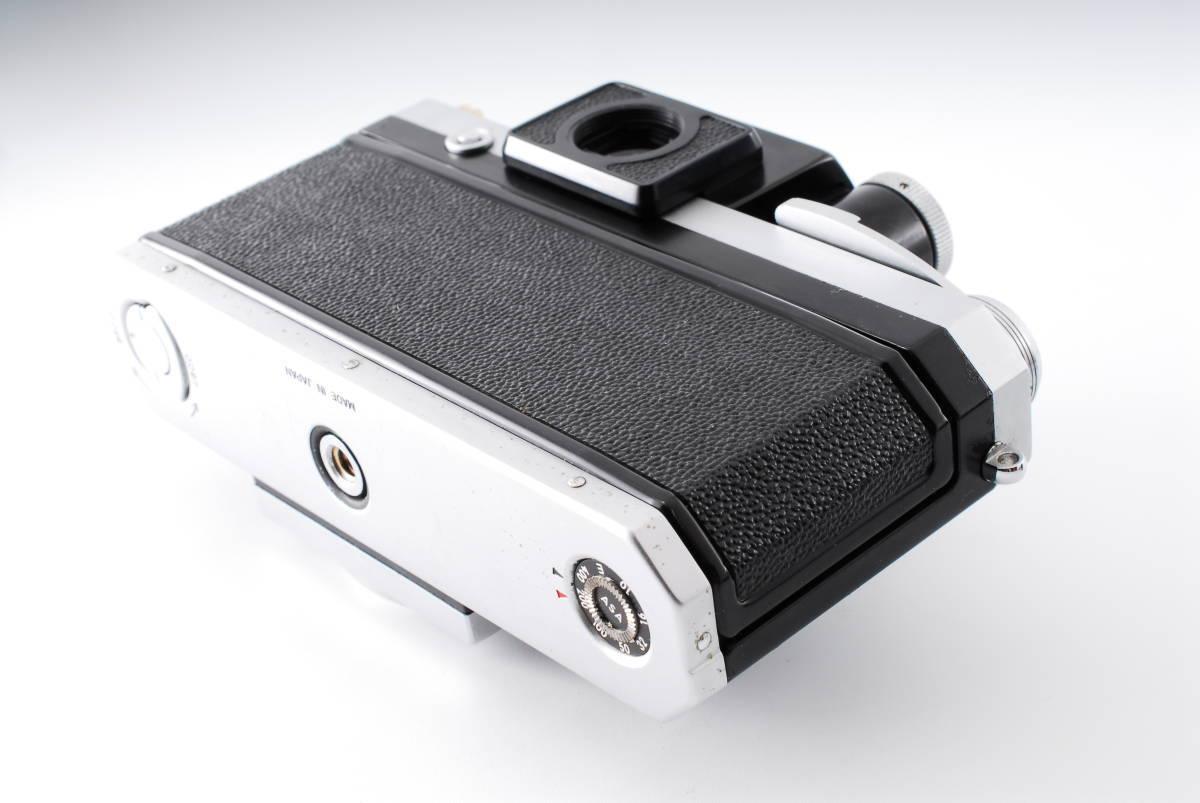 ★極上★NIKON F ニコンF フォトミック Micro NIKKOR Auto 55mm F3.5 元箱、付属品充実★370_画像7