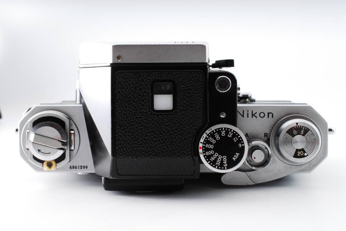 ★極上★NIKON F ニコンF フォトミック Micro NIKKOR Auto 55mm F3.5 元箱、付属品充実★370_画像8