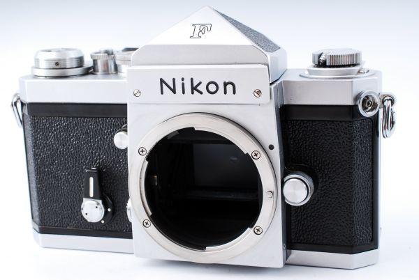 ★極上美品★Nikon ニコン F アイレベル Ai-s NIKKOR 35mm F2.8 単焦点レンズセット★395_画像2