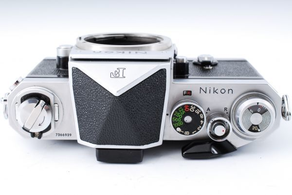 ★極上美品★Nikon ニコン F アイレベル Ai-s NIKKOR 35mm F2.8 単焦点レンズセット★395_画像7