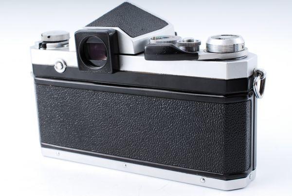 ★極上美品★Nikon ニコン F アイレベル Ai-s NIKKOR 35mm F2.8 単焦点レンズセット★395_画像5