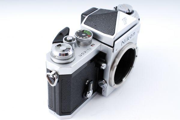 ★極上美品★Nikon ニコン F アイレベル Ai-s NIKKOR 35mm F2.8 単焦点レンズセット★395_画像4