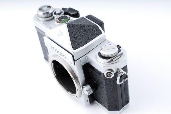 ★極上美品★Nikon ニコン F アイレベル Ai-s NIKKOR 35mm F2.8 単焦点レンズセット★395_画像3