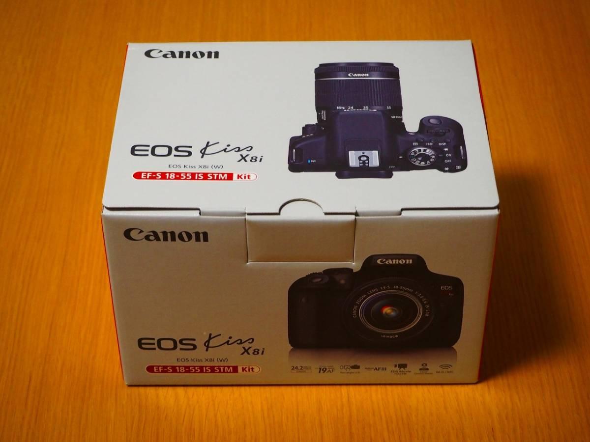 新品 Canon EOS Kiss X8i ボディ 検kiss X5 X6 X7 X7i X8i X9 X9i 8000D 9000D 30D 40D 50D 60D 70D 80D 7D