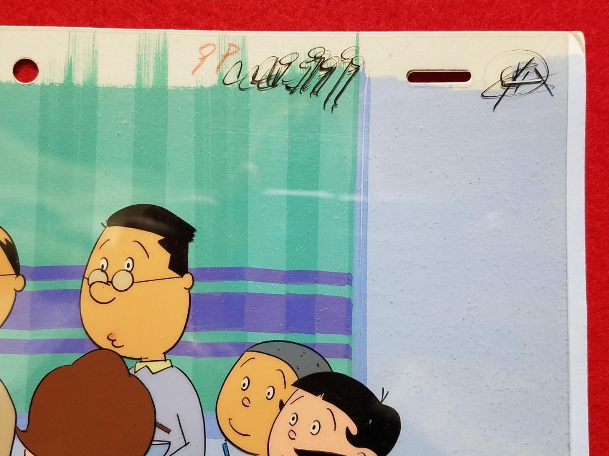 ●サザエさん●セル画●最高のシーン!●長谷川町子●402_画像3