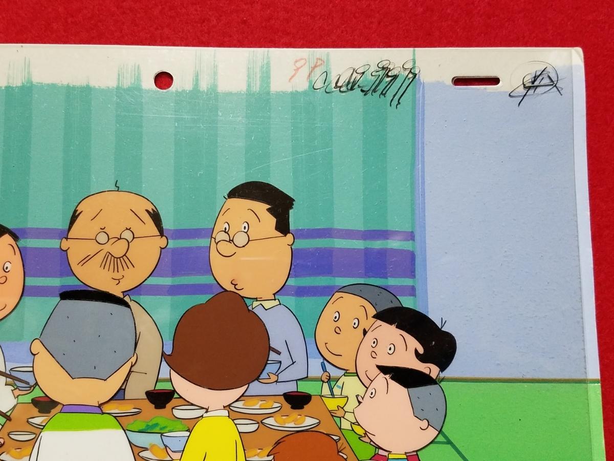 ●サザエさん●セル画●最高のシーン!●長谷川町子●402_画像7