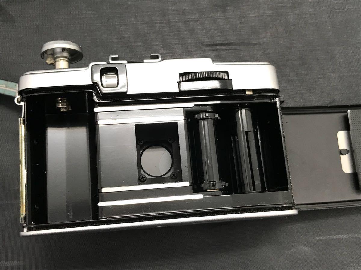 ★1円★OLYMPUSPEN EE-3★カメラ 中古 フィルムカメラ ケース付き 動作未確認 オリンパス1スタ_画像7