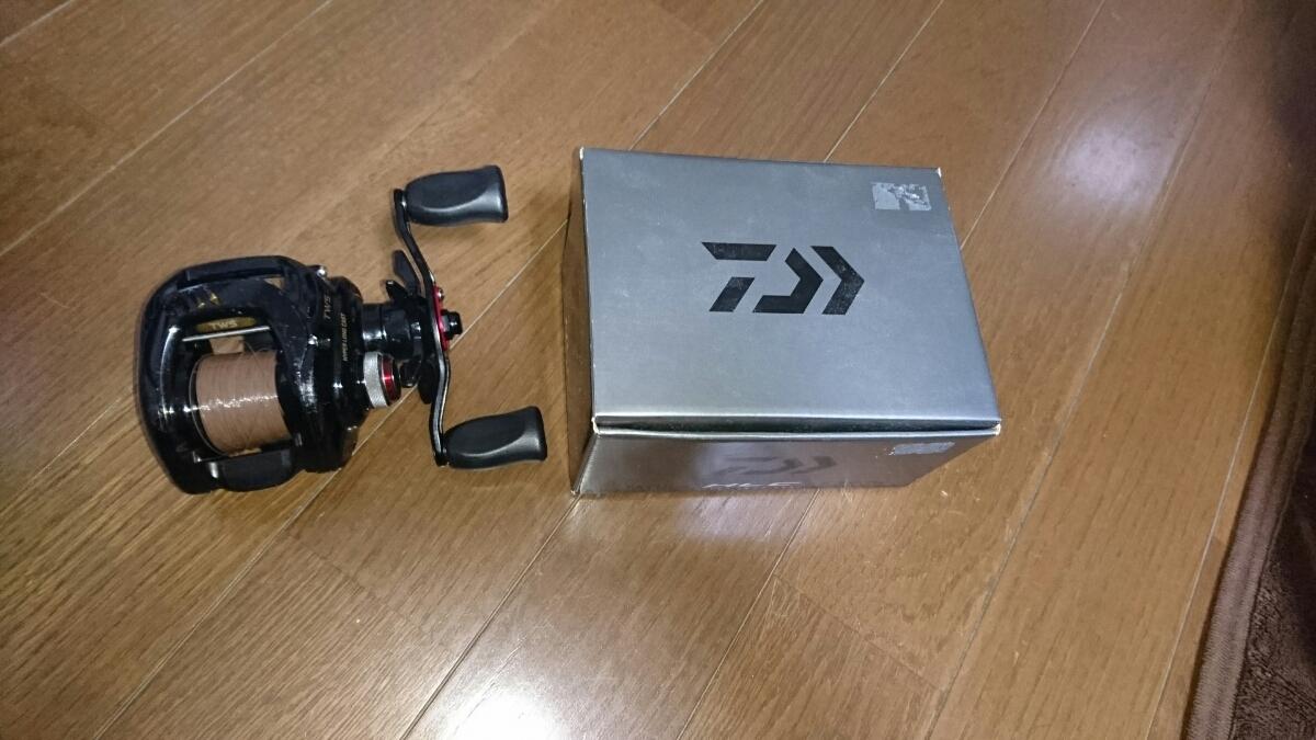 ダイワ タトゥーラ ハイパーロングキャスト TWS TATULA HLC 7.3R TW スピナーベイト クランク シャッドのマキモノ、ロックフィッシュに最適