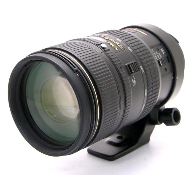 尼康尼克爾AF尼克爾80-400毫米F 4.5-5.6 VR鏡頭 編號:d320178700