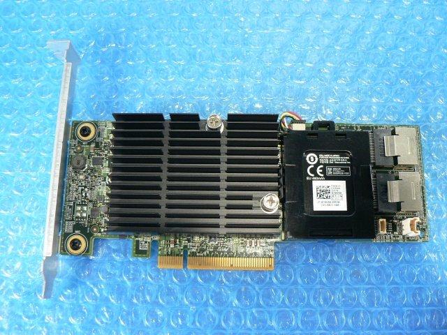 1EIH // DELL PERC H710 (0NHD8V) SAS RAID Adapter PCI-Express 120mmブラケット (070K80) // Dell PowerEdge T620 取外_画像4