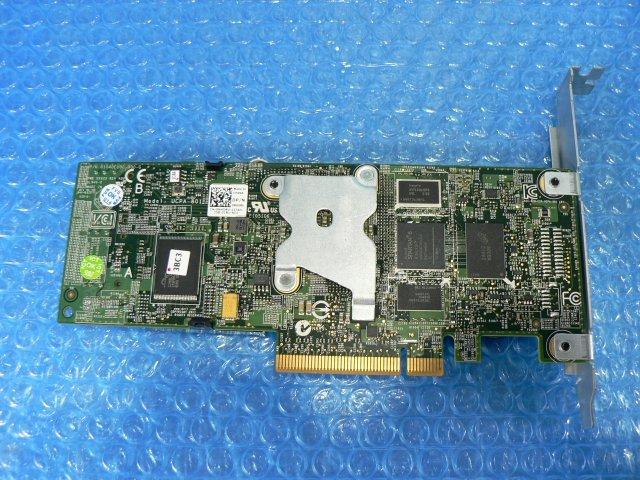 1EIH // DELL PERC H710 (0NHD8V) SAS RAID Adapter PCI-Express 120mmブラケット (070K80) // Dell PowerEdge T620 取外_画像5