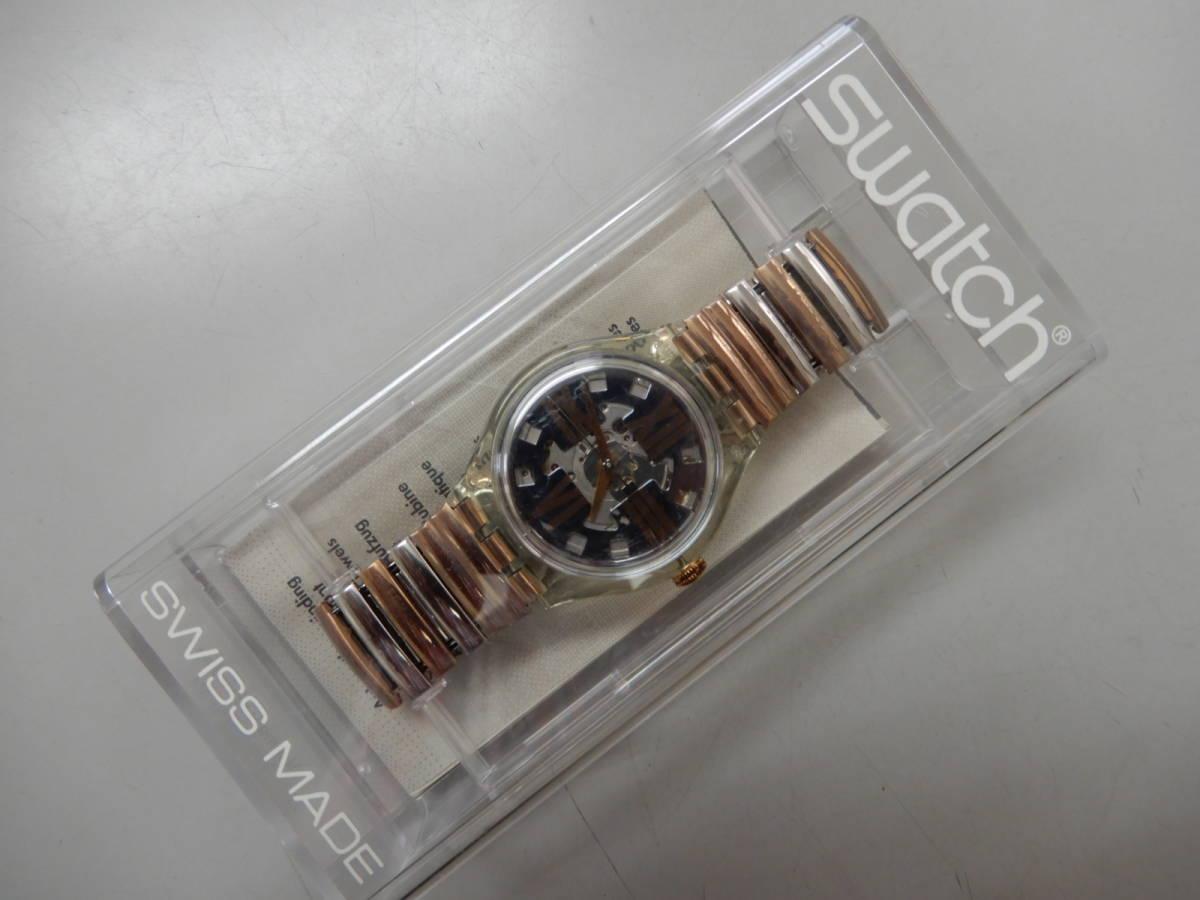 未使用! スウォッチ Swatch オートマチック L_画像4