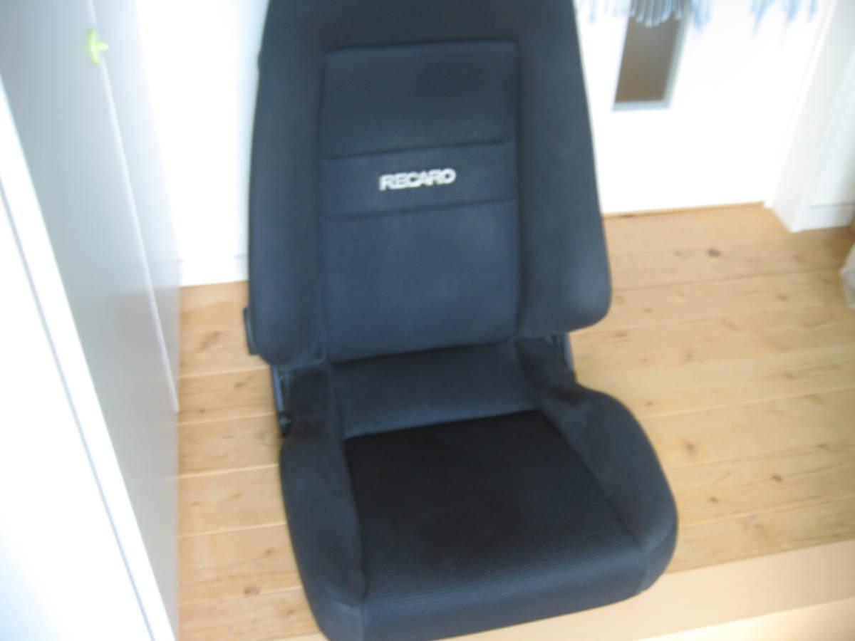 RECARO SEAT レカロシート LX-VF ELLISSE 2 Black JA11 jimny ジムニー