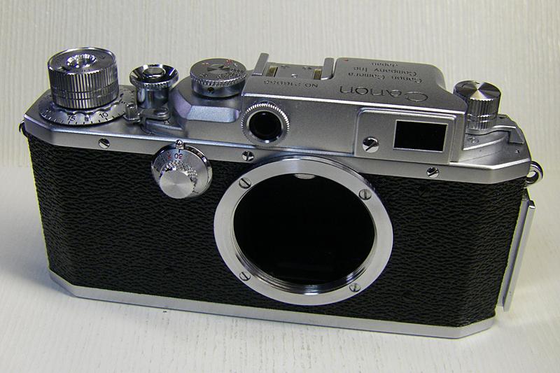 Lマウント機◎Canon ⅣSb改(キヤノン 4Sb改型)
