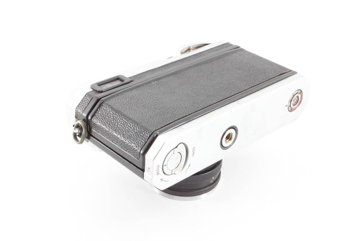 ニコン nikon SP フィルムカメラ NIKKOR-S 5cm f1.4_画像6