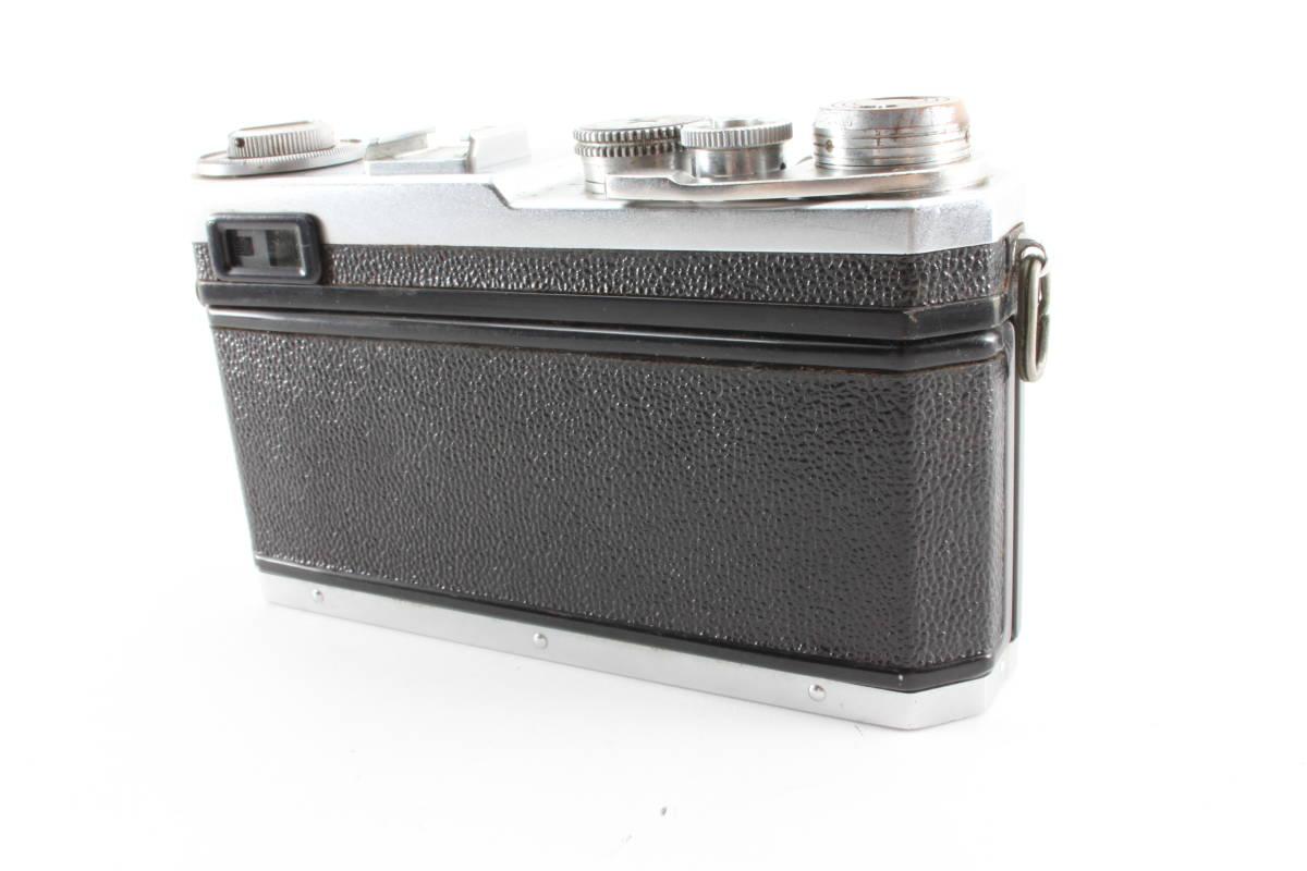 ニコン nikon SP フィルムカメラ NIKKOR-S 5cm f1.4_画像7