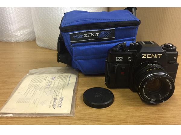 カメラ zenit ゼニット 122 mc helios 44m 4 58m ヤフオク