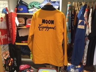 MOON Equipped カー クラブ ジャケット イエロー XL_画像2