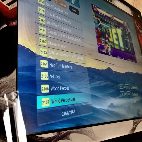 【KOF☆19インチ液晶筐体☆ラスト3】パンドラボックス 3D Treasure コントロールボックス アーケードゲーム pandora パンドラキー 2177in1_画像6