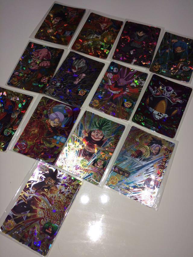 スーパードラゴンボールヒーローズ ★SEC★UR★まとめ売り_画像6