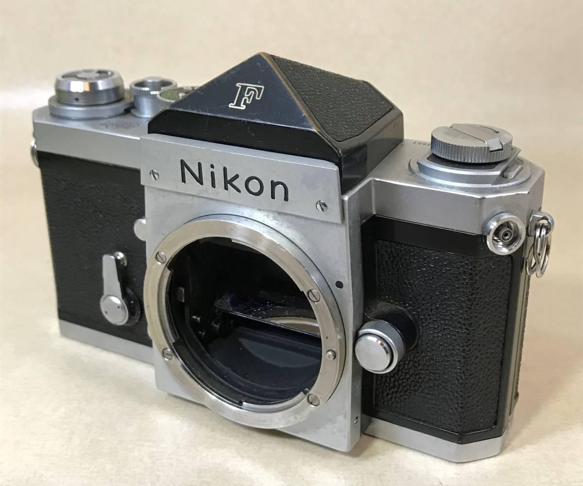ニコン Nikon F フィルムカメラ/シリアルNO 6721651 NIPPON KOGAKU TOKYO_画像8