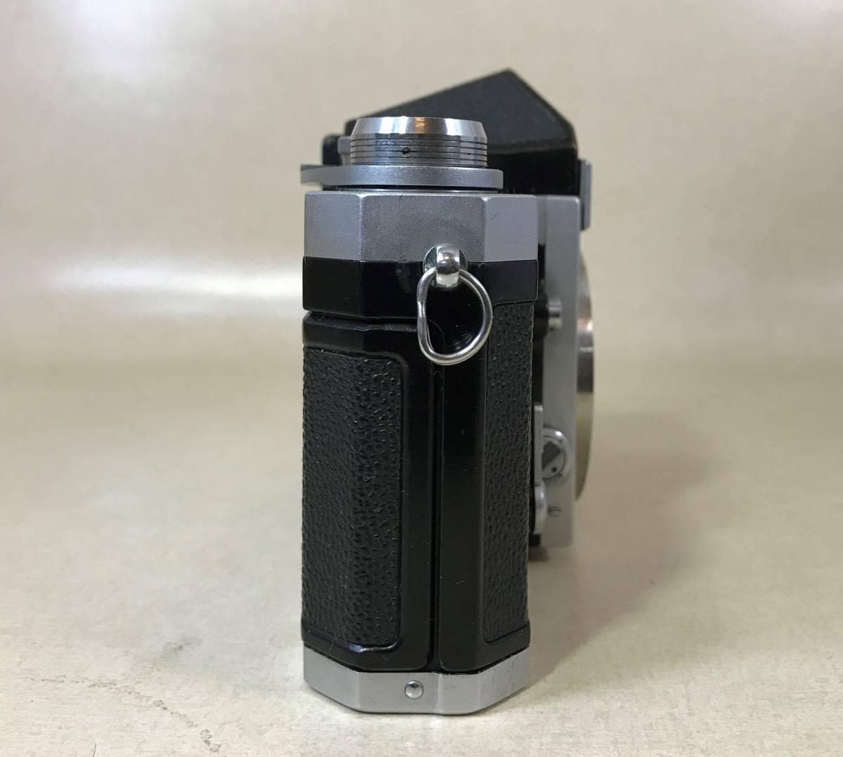 ニコン Nikon F フィルムカメラ/シリアルNO 6721651 NIPPON KOGAKU TOKYO_画像4