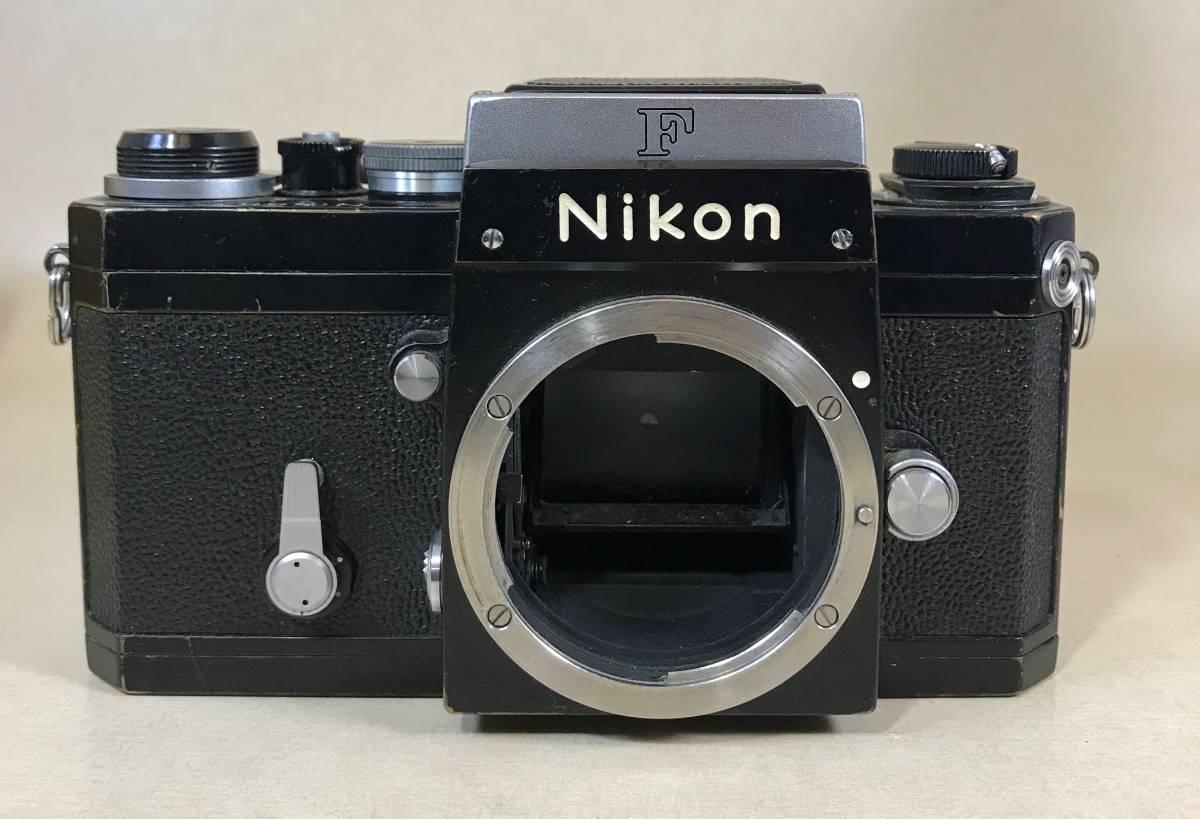 ニコン Nikon F フィルムカメラ/シリアルNO 6857846 Nikon JAPAN