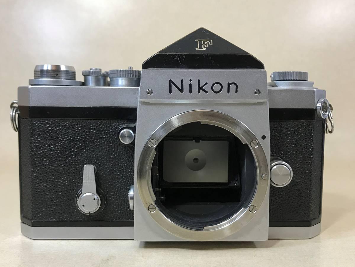 ニコン Nikon F フィルムカメラ/シリアルNO 6721651 NIPPON KOGAKU TOKYO