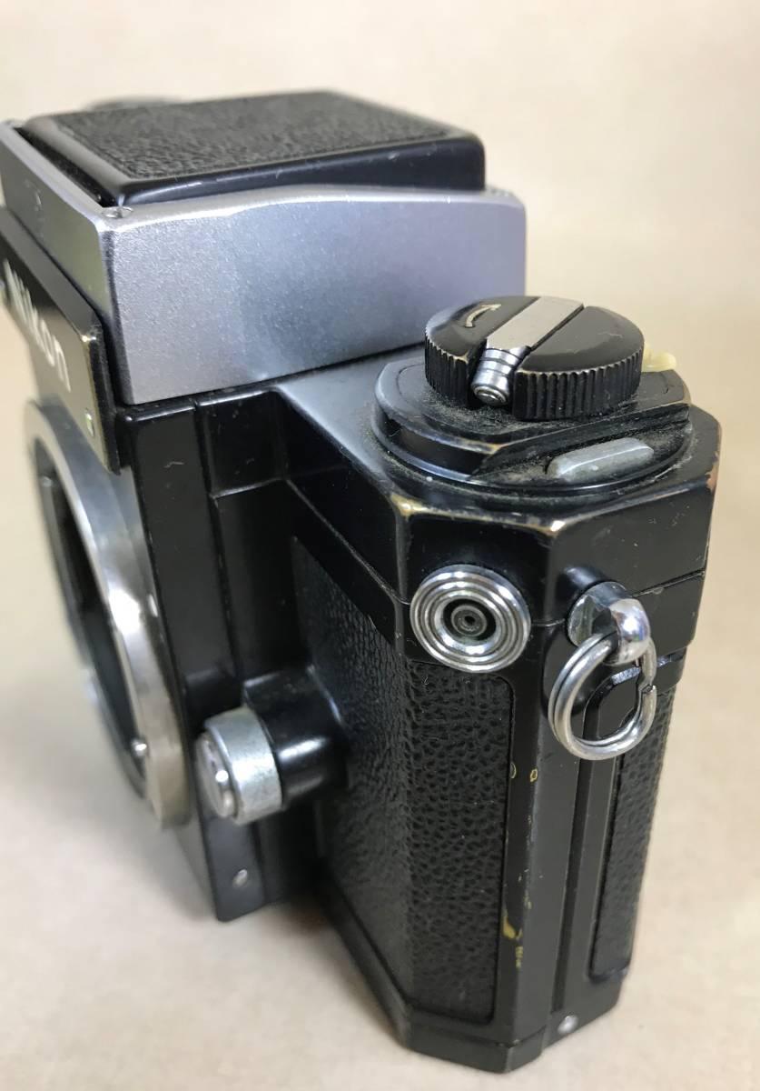 ニコン Nikon F フィルムカメラ/シリアルNO 6857846 Nikon JAPAN_画像5