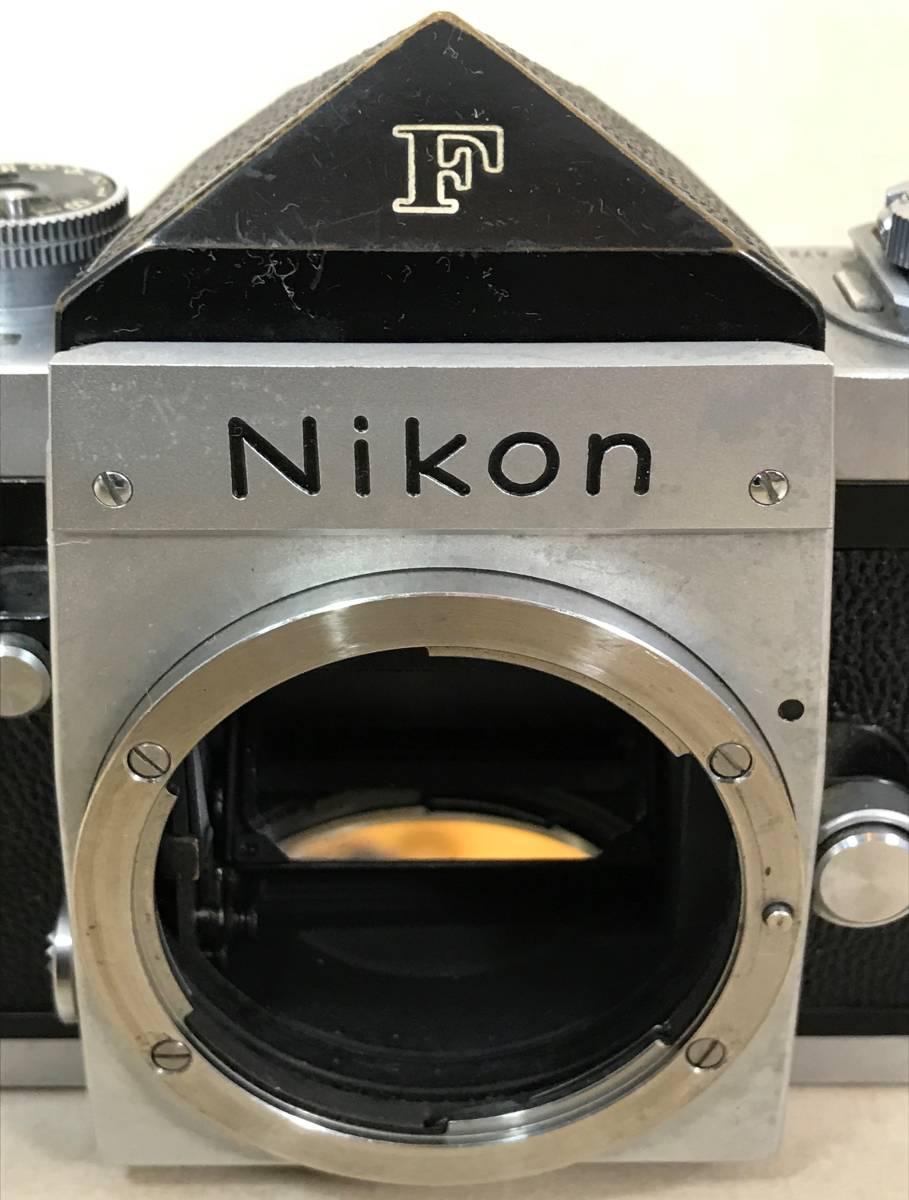 ニコン Nikon F フィルムカメラ/シリアルNO 6721651 NIPPON KOGAKU TOKYO_画像5