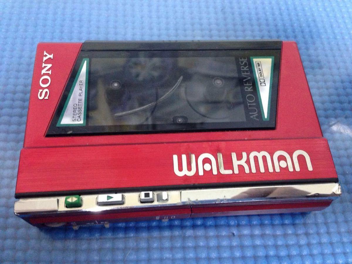 SONY WANKMAN WM-40 カセットプレーヤー ジャンク(60s)